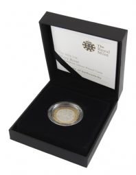 2011 Silver Proof Piedfort £2 Mary Rose for sale